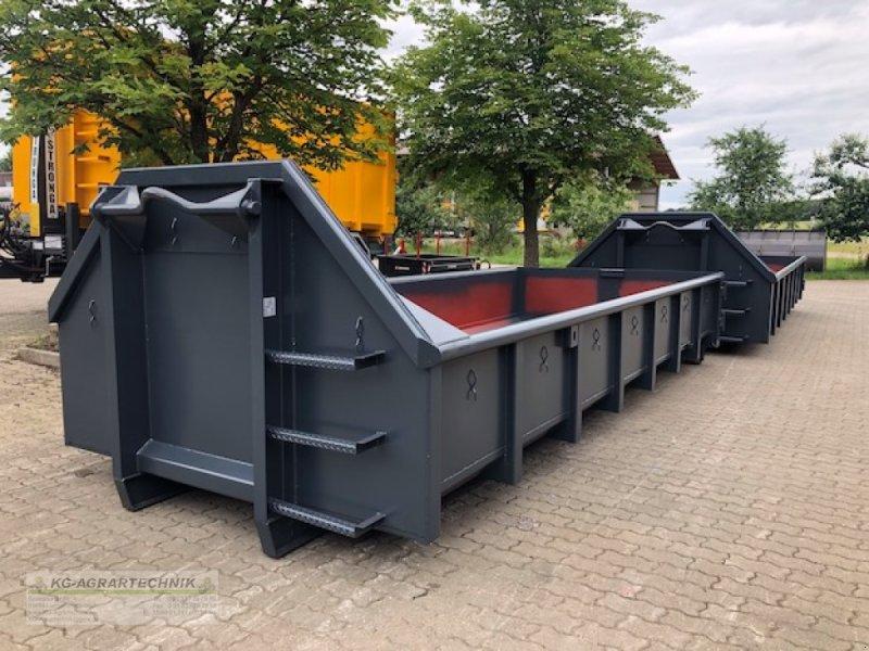 Abrollcontainer a típus KG-AGRAR Abrollcontainer 12m3 sofort verfügbar, Neumaschine ekkor: Langensendelbach (Kép 1)