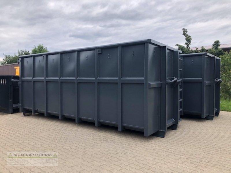 Bild KG-AGRAR Abrollcontainer 33m3 sofort verfügbar!