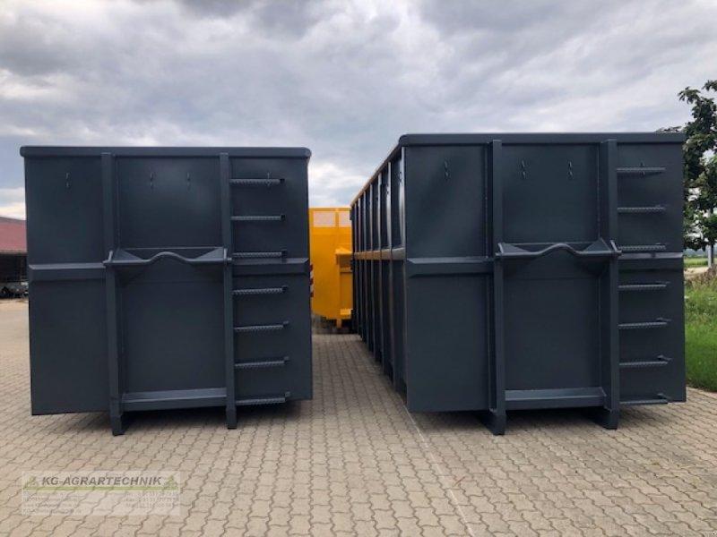 Abrollcontainer typu KG-AGRAR Abrollcontainer 34m3 sofort verfügbar, Neumaschine w Langensendelbach (Zdjęcie 1)