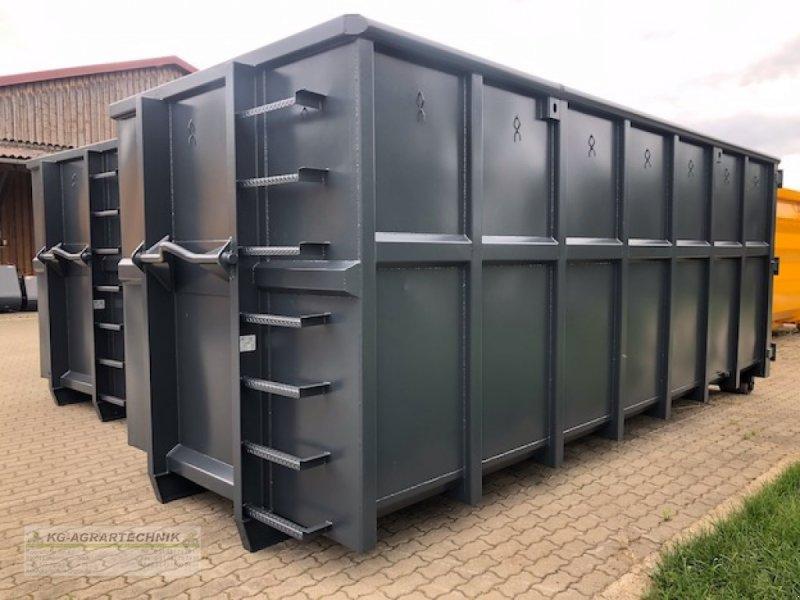 Abrollcontainer des Typs KG-AGRAR Abrollcontainer 34m3, Neumaschine in Langensendelbach (Bild 1)