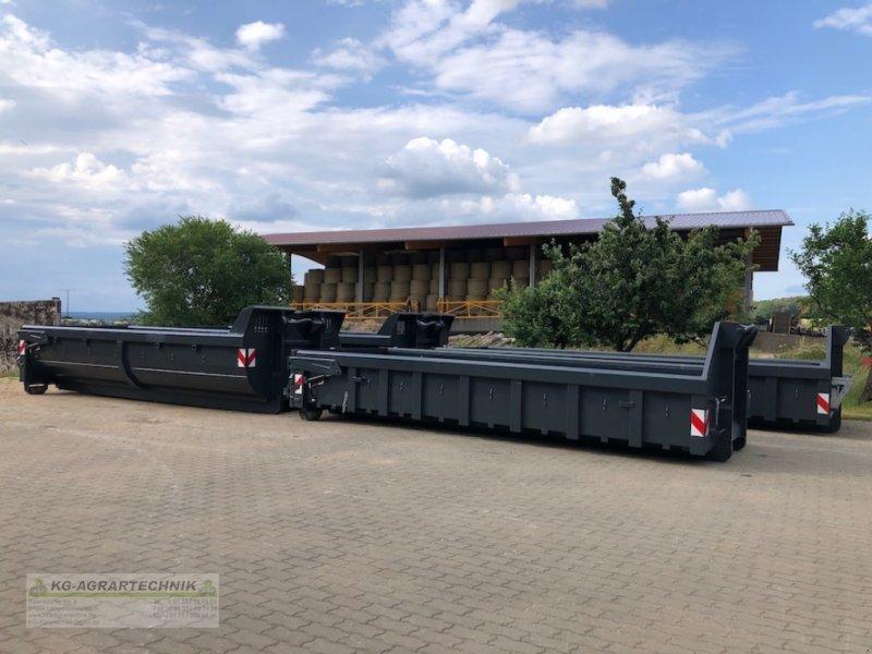 Abrollcontainer типа KG-AGRAR Abrollcontainer Hakenlift Container, Neumaschine в Langensendelbach (Фотография 1)