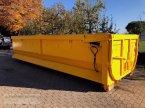 Abrollcontainer des Typs KG-AGRAR Abrollcontainer Halfpipe Erdmulde Hakenlift in Langensendelbach