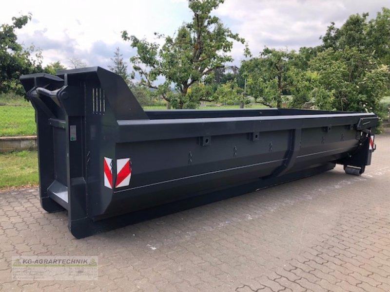 Bild KG-AGRAR Abrollcontainer Halfpipe