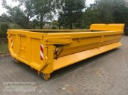 KG-AGRAR Abrollcontainer Silagecontainer Halfpipe Container Plattform Abrollcontainer