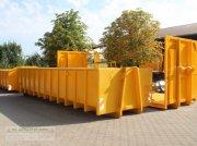 Abrollcontainer des Typs KG-AGRAR Abrollcontainer Silagecontainer Halfpipe Container Plattform, Neumaschine in Langensendelbach