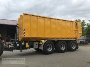 KG-AGRAR Abrollcontainer Silagecontainer Halfpipe Container Pritsche Pojazdný kontajner
