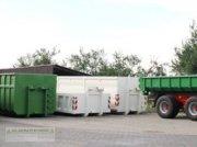 KG-AGRAR Abrollcontainer Silagecontainer Plattform Pritsche Hakenlift Anhänger Pojízdný kontejner