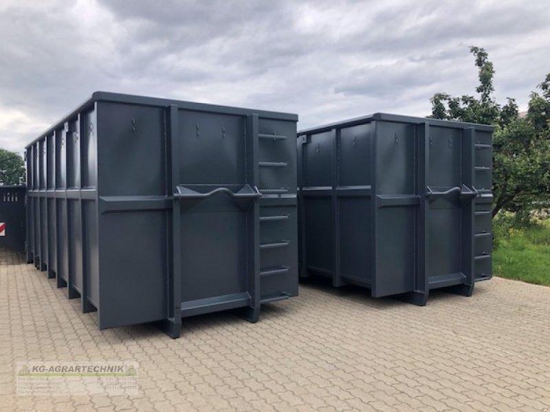 Abrollcontainer типа KG-AGRAR Abrollcontainer Silagecontainer, Neumaschine в Langensendelbach (Фотография 1)