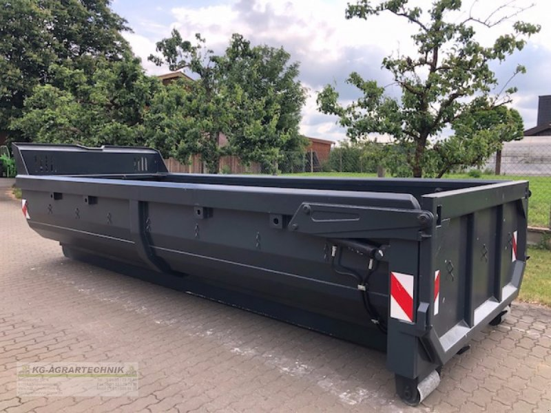 Bild KG-AGRAR Halfpipe Abrollcontainer Hakenlift Container