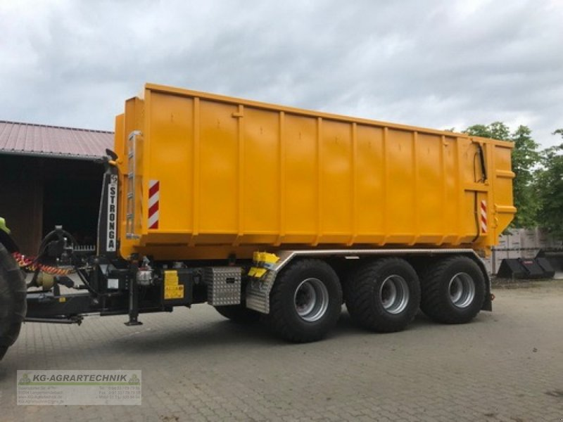 Bild KG-AGRAR Silagecontainer 48m3 Abrollcontainer Hakenlift Container