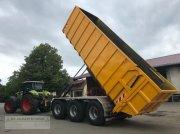 KG-AGRAR Silagecontainer 48m3 Abrollcontainer Съемный контейнер