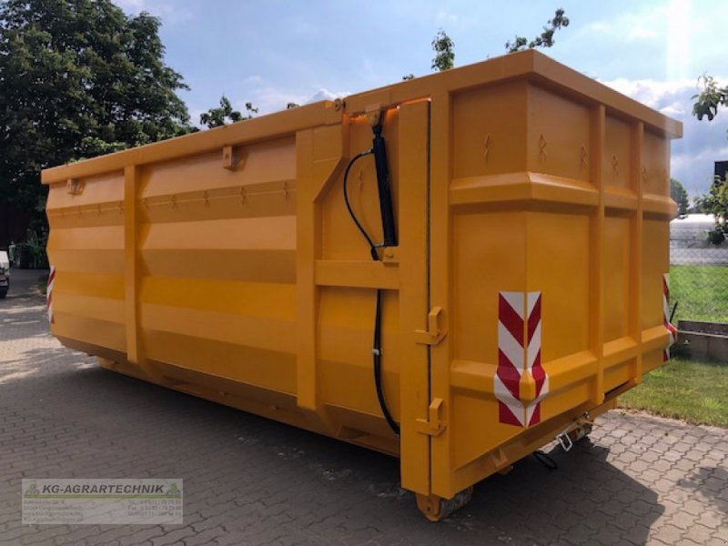 Abrollcontainer of the type KG-AGRAR Silagecontainer Abrollcontainer, Neumaschine in Langensendelbach (Picture 1)