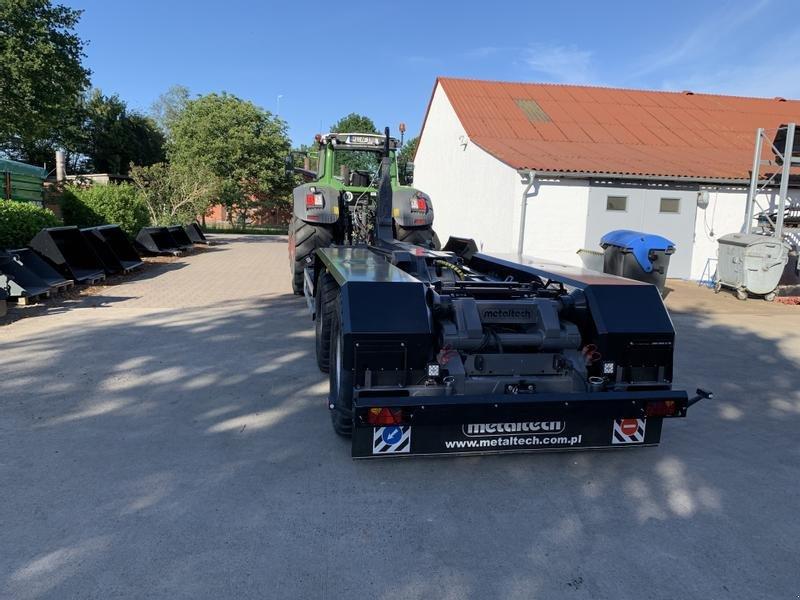 Abrollcontainer des Typs Metaltech PH19 Hakenlifter, Neumaschine in Stemwede (Bild 2)