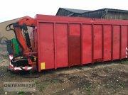 Palfinger Container mit Kran Abrollcontainer
