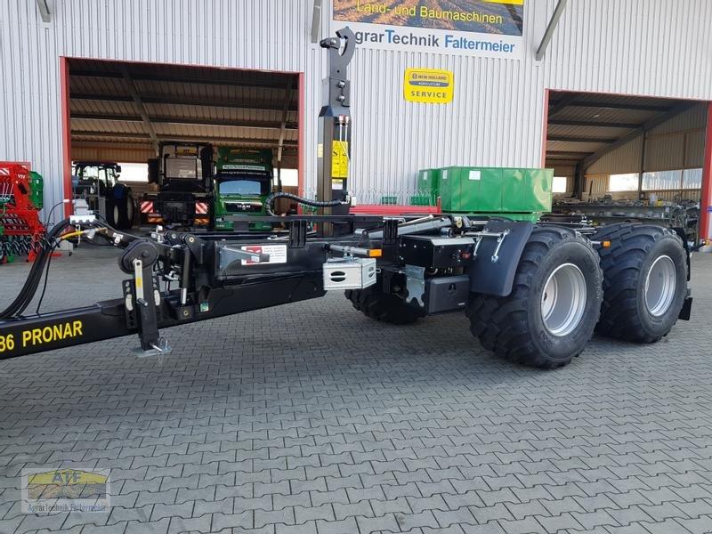 Abrollcontainer des Typs PRONAR T286, Neumaschine in Teublitz (Bild 1)