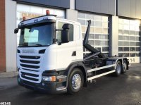 Scania G 410 Euro 6 Abrollcontainer