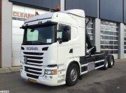 Abrollcontainer des Typs Scania G 440 Retarder, Gebrauchtmaschine in ANDELST