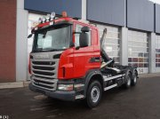 Scania G 480 6x4 Retarder Containere cu role