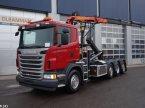 Abrollcontainer a típus Scania G440 8x2 Euro 5 Retarder ekkor: ANDELST
