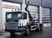 Scania P 114.380 6x4 Manual Full Steel Container mobile