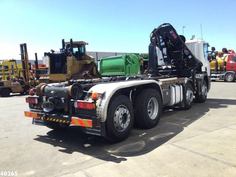 Abrollcontainer tip Scania P 114.380 Palfinger 16 ton/meter laadkraan, Gebrauchtmaschine in ANDELST (Poză 5)