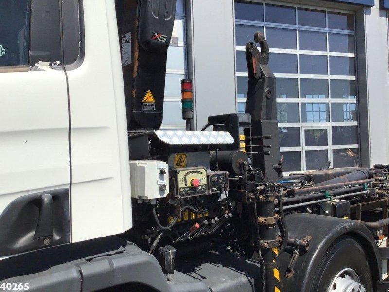 Abrollcontainer tip Scania P 114.380 Palfinger 16 ton/meter laadkraan, Gebrauchtmaschine in ANDELST (Poză 7)