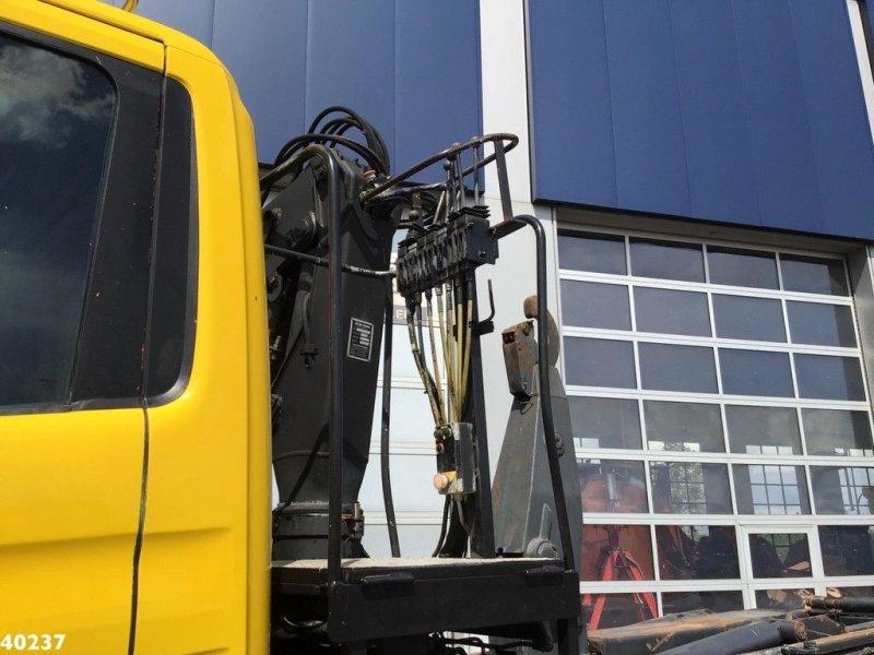 Abrollcontainer a típus Scania P 124.360 4x4 Atlas 8 ton/meter laadkraan, Gebrauchtmaschine ekkor: ANDELST (Kép 8)