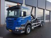 Abrollcontainer a típus Scania P 340 Manual, Gebrauchtmaschine ekkor: ANDELST