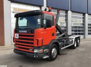 Abrollcontainer of the type Scania R 380 Manual, Gebrauchtmaschine in ANDELST
