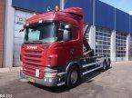 Abrollcontainer des Typs Scania R 420 Euro 5 Retarder ekkor: ANDELST