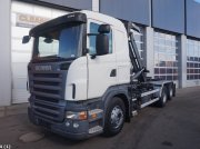 Abrollcontainer a típus Scania R 420 Manual, Gebrauchtmaschine ekkor: ANDELST