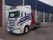 Scania R 480 6x4 Manual Съемный контейнер