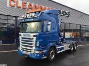 Abrollcontainer des Typs Scania R 480 6x4, Gebrauchtmaschine in ANDELST
