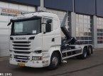 Abrollcontainer a típus Scania R 520 6x2 V8 Euro 6 ekkor: ANDELST