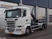 Abrollcontainer des Typs Scania R 520 6x2 V8, Gebrauchtmaschine in ANDELST