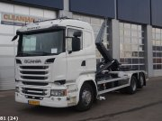 Abrollcontainer des Typs Scania R 520 V8 Euro 6, Gebrauchtmaschine in ANDELST