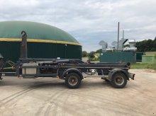 Schmitz Hakenlift - Anhänger  , Bremsen NEU Abrollcontainer