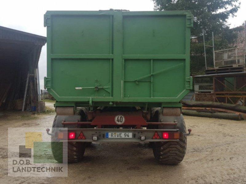 Abrollcontainer typu Sonstige 18 t Hakenwagen Hackenlift Abrollcontainer, Gebrauchtmaschine w Regensburg (Zdjęcie 3)