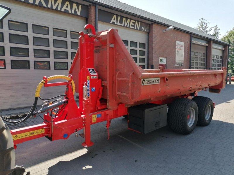 Abrollcontainer des Typs Sonstige Bigab 10-14, Gebrauchtmaschine in Almen (Bild 1)