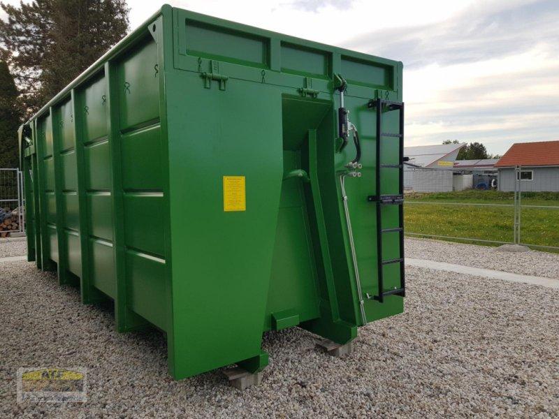Abrollcontainer des Typs Sonstige Container AB-S 37 HVK mit Anhächselklappe, Neumaschine in Teublitz (Bild 1)