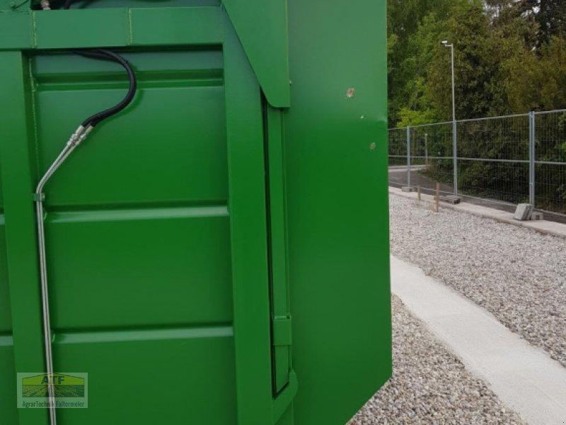 Abrollcontainer des Typs Sonstige Container AB-S 37 HVK mit Anhächselklappe, Neumaschine in Teublitz (Bild 6)