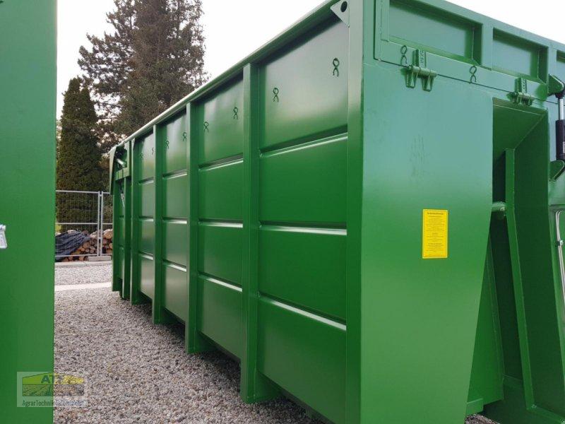 Abrollcontainer des Typs Sonstige Container AB-S 37 HVK mit Anhächselklappe, Neumaschine in Teublitz (Bild 2)