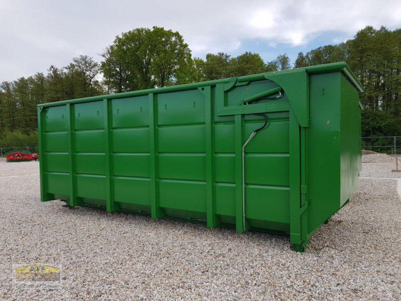 Abrollcontainer des Typs Sonstige Container AB-S 37 HVK mit Anhächselklappe, Neumaschine in Teublitz (Bild 8)