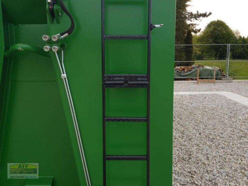 Abrollcontainer des Typs Sonstige Container AB-S 37 HVK mit Anhächselklappe, Neumaschine in Teublitz (Bild 12)