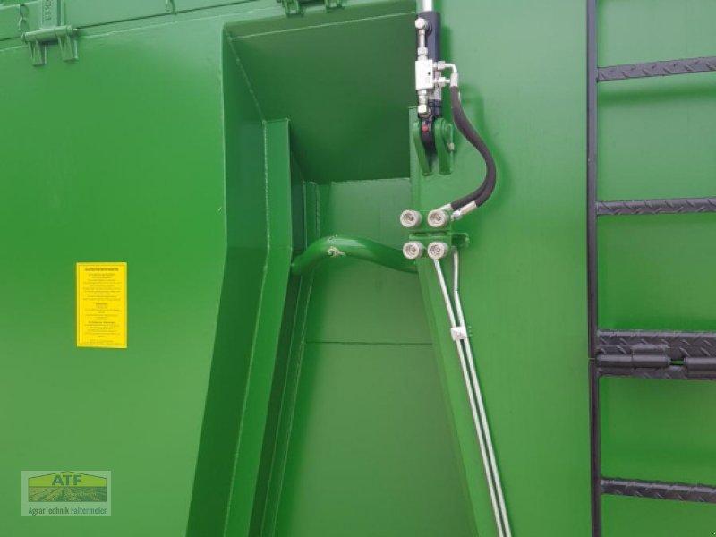 Abrollcontainer des Typs Sonstige Container AB-S 37 HVK mit Anhächselklappe, Neumaschine in Teublitz (Bild 11)