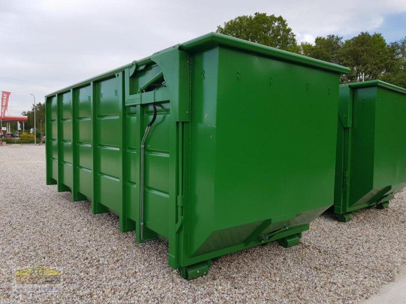 Abrollcontainer des Typs Sonstige Container AB-S 37 HVK mit Anhächselklappe, Neumaschine in Teublitz (Bild 4)