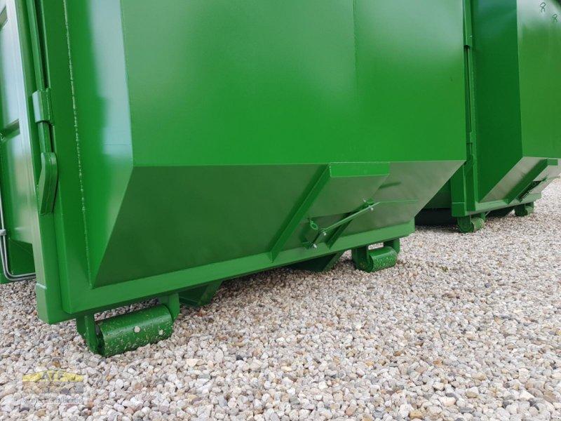 Abrollcontainer des Typs Sonstige Container AB-S 37 HVK mit Anhächselklappe, Neumaschine in Teublitz (Bild 5)