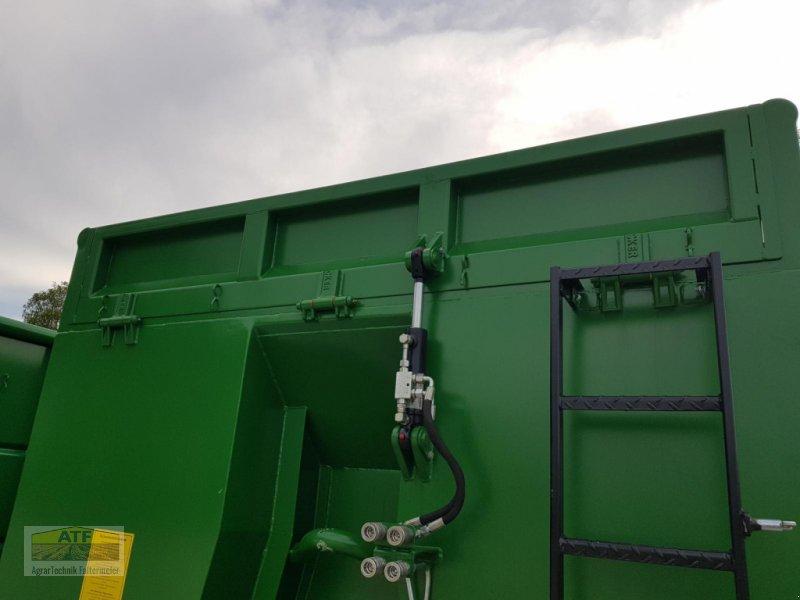Abrollcontainer des Typs Sonstige Container AB-S 37 HVK mit Anhächselklappe, Neumaschine in Teublitz (Bild 10)