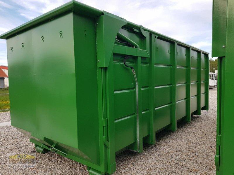 Abrollcontainer des Typs Sonstige Container AB-S 37 HVK mit Anhächselklappe, Neumaschine in Teublitz (Bild 3)