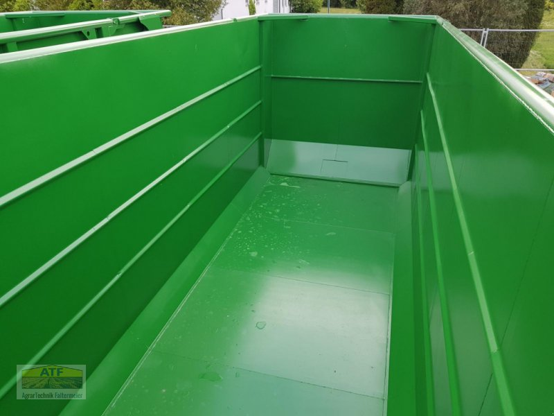 Abrollcontainer des Typs Sonstige Container AB-S 37 HVK mit Anhächselklappe, Neumaschine in Teublitz (Bild 13)